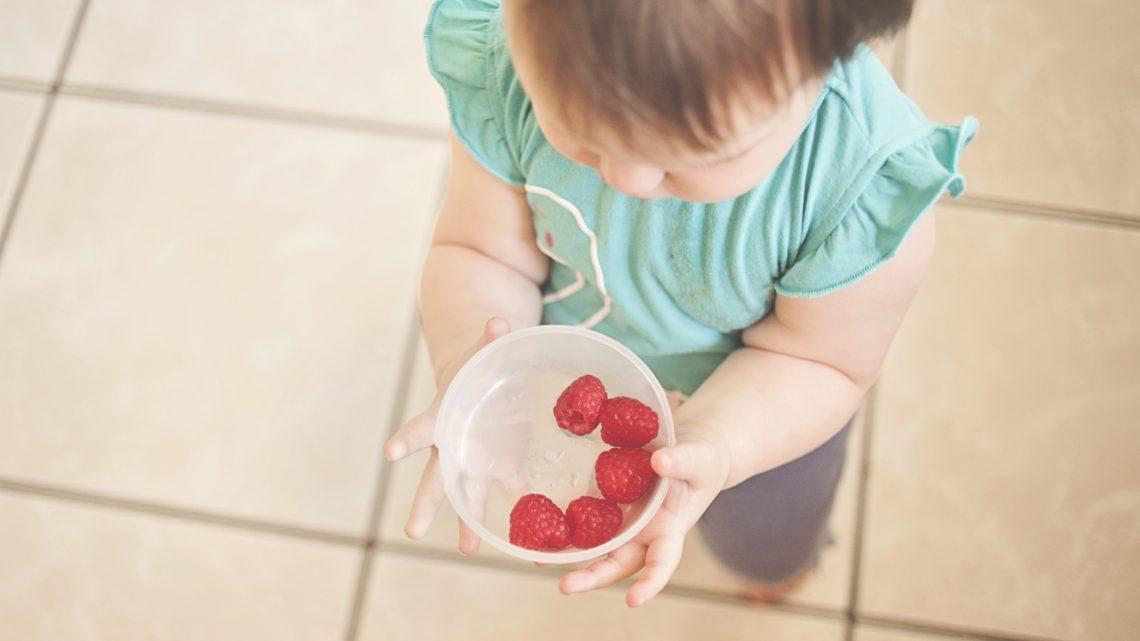 Småtspisende børn – Dette skal du vide